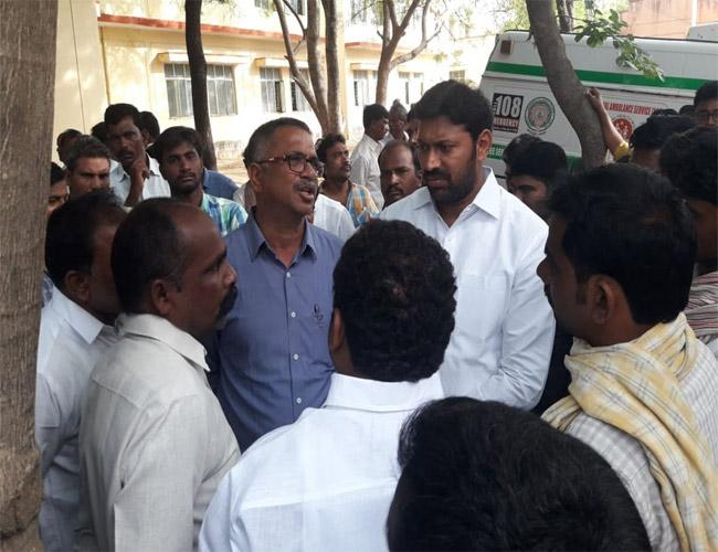 Nageshwar Reddy Murder Case In YSR  Kadapa - Sakshi