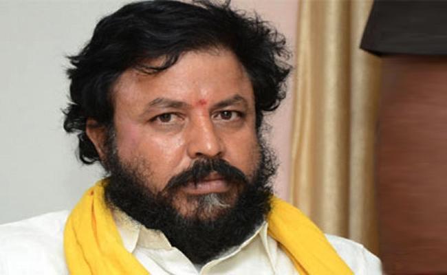 chintamaneni prabhakar Top In Corruption Said Ghanta Prasada Rao - Sakshi