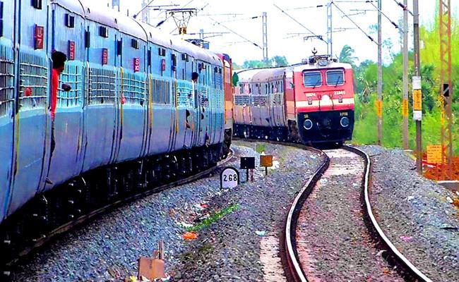 Shri Ramayana Express Will Start In November - Sakshi