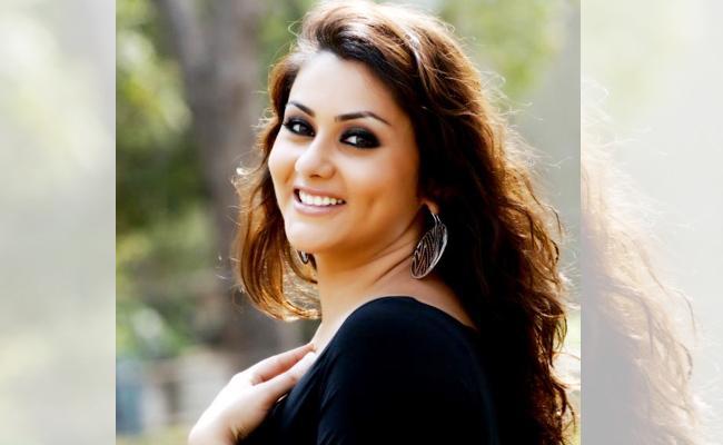 Lady Don As Namitha Her Next Movie - Sakshi