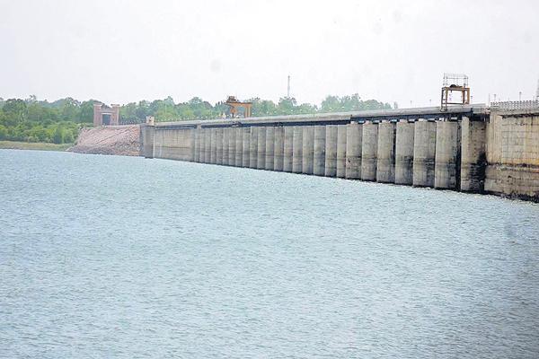 Karnataka consuming the water in Illegal diversions - Sakshi