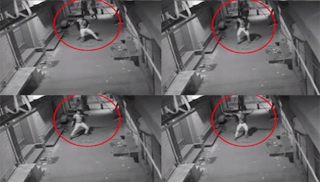 Thief Dances Before He Attempts Robbery In Delhi - Sakshi