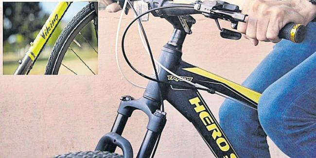Hero Cycles again bringing Viking brand - Sakshi