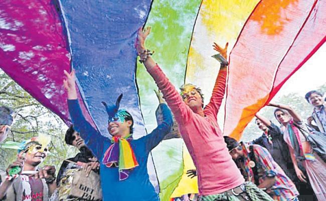 India's Top Court Reviews Homosexuality Ban - Sakshi