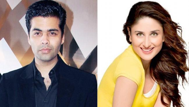 Kareena Kapoor Will Join A Movie With Her Friend Karan Johar - Sakshi