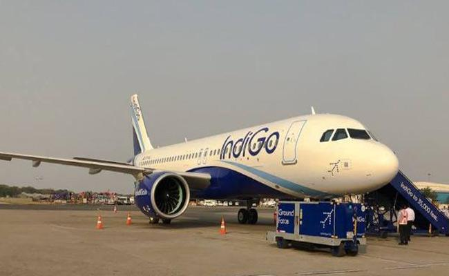 Two IndiGo Planes Narrowly Escaped From Collision In Bangalore Airspace - Sakshi
