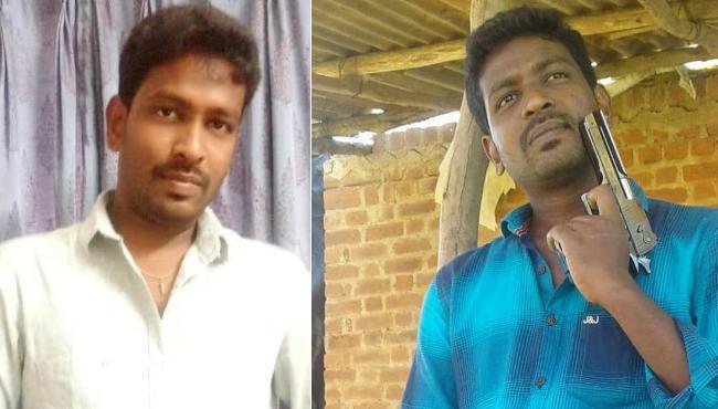 Character artist In Sandlewood Smuggling Tirupati Chittoor - Sakshi