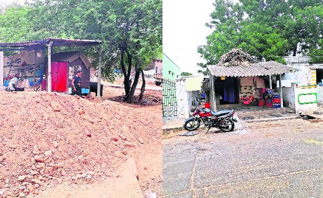 Belt Shops Running In Villages Prakasam - Sakshi
