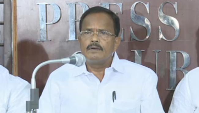 Motkupally Narsimhulu Slams Chandrababu Naidu In Cash For Vote Case - Sakshi