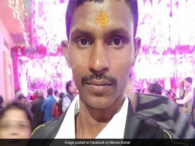 Agra Man Commits Suicide Live Streams It On Facebook - Sakshi