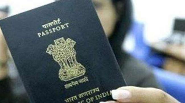 Ghaziabad Woman Shares How Cop Asked For Hug During Passport Verification - Sakshi