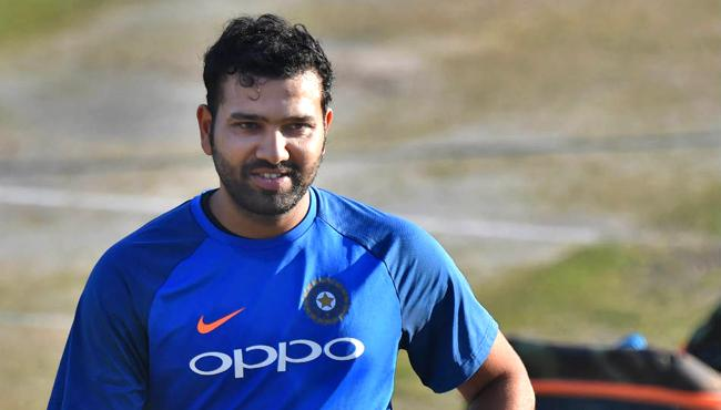 ODI series will prepare India for 2019 World Cup, Rohit - Sakshi