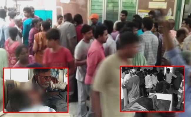 6 Killed As Poisinous Gas Leaked In Steel Factory - Sakshi