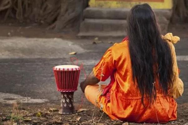 Fake Baba Caught By krishna Police - Sakshi