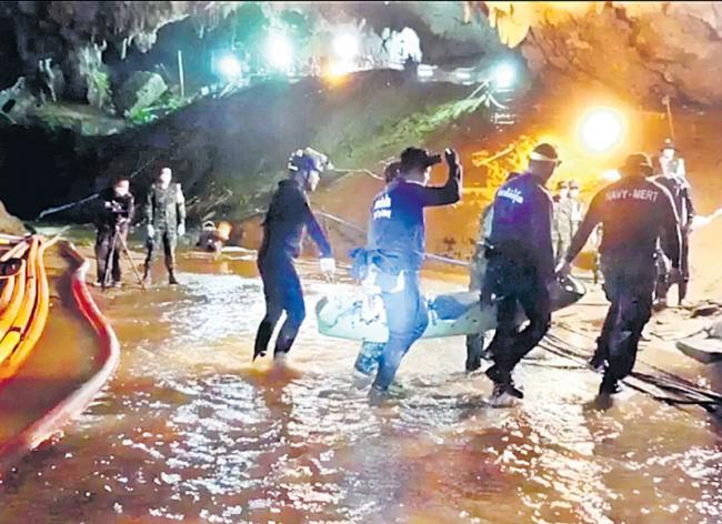 Tham Luang cave to become museum to showcase boys' rescue - Sakshi