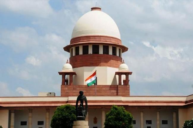 SC rejects demand for referendum on Section 377 - Sakshi