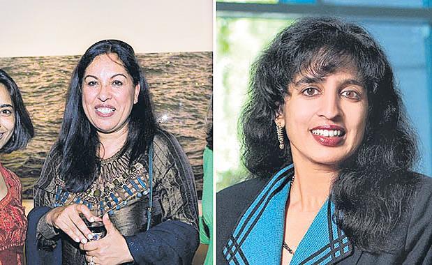 2 Indian-origin women on Forbes list - Sakshi