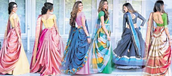 Family new fashion show - Sakshi