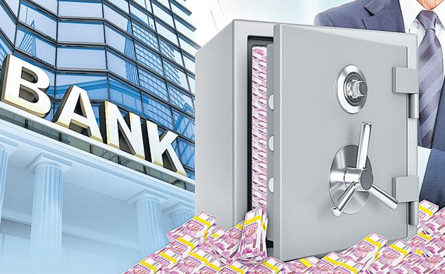 More Deposits In Banks From Previous Two Quarters - Sakshi