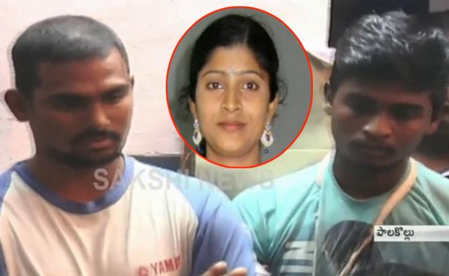 All Facilities For Sri Gowthami Accused In Jail Says Her Sister - Sakshi