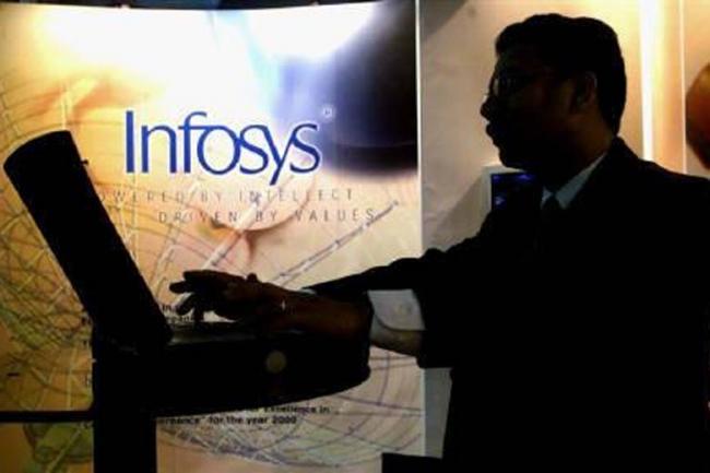Infosys Q1 Profit Misses Estimates, Post Rs 3612 Crore Net Profits - Sakshi