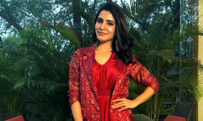 Samantha's 'U Turn' Talkie Completed - Sakshi