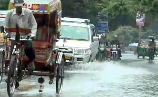 Weather Report Of Two Telugu States For Next 3 Days - Sakshi