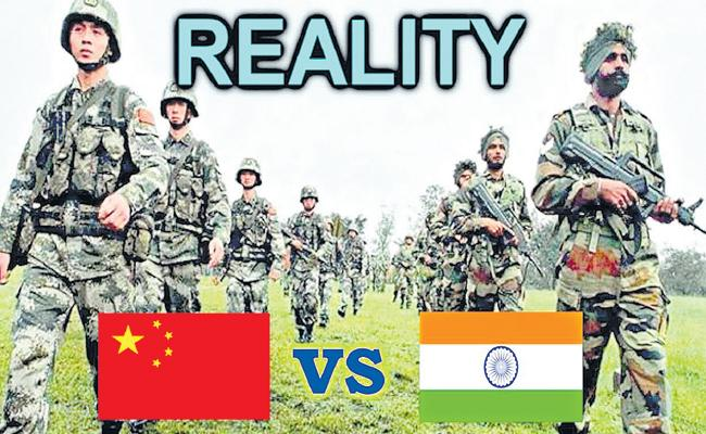 India And China Military Chiefs To Talk On Hotline Gets Protocol Issue - Sakshi