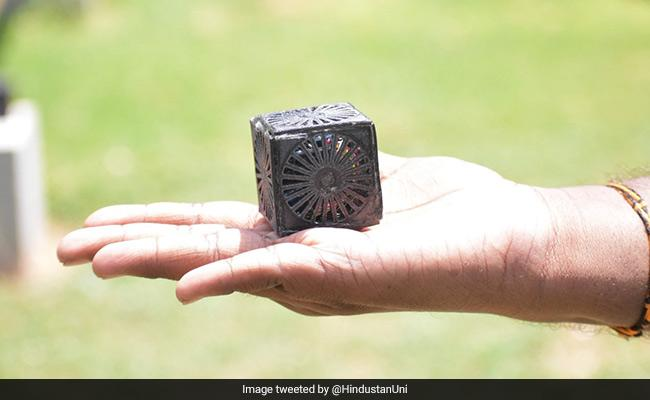 World Smallest Satellite Made by Four Indian Students - Sakshi