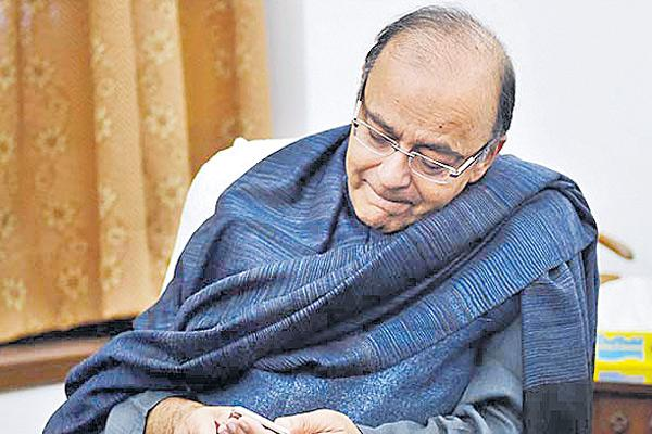 India To Become 5th Largest Economy Next Year: Arun Jaitley - Sakshi