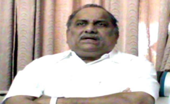 Mudragada Padmanabham Letter To Chandrababu Naidu - Sakshi