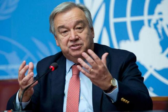 UN chief supports human rights probe in Kashmir - Sakshi