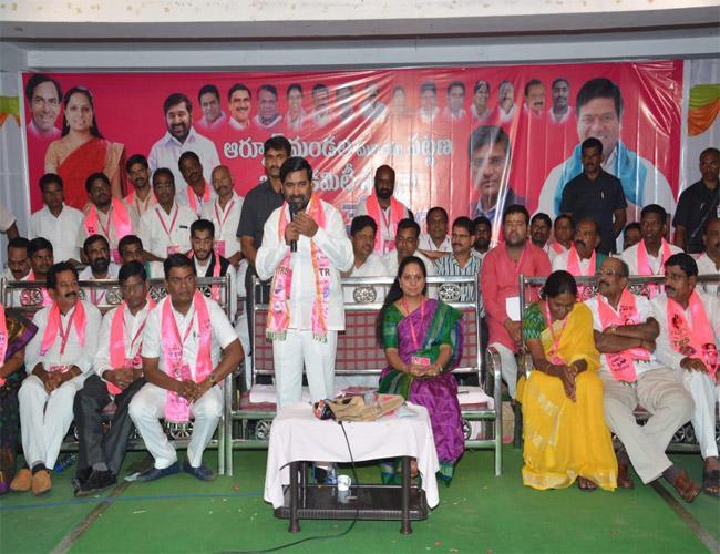 Jagadeesh Reddy Criticize On Congress In Nizamabad - Sakshi