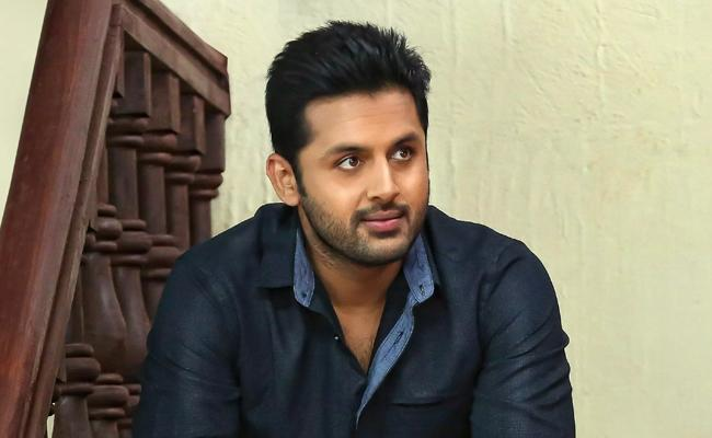 Nithin New Movie Bheeshma Ready To Launch - Sakshi