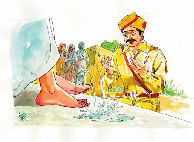 Sai patham antarvedam 9 - Sakshi