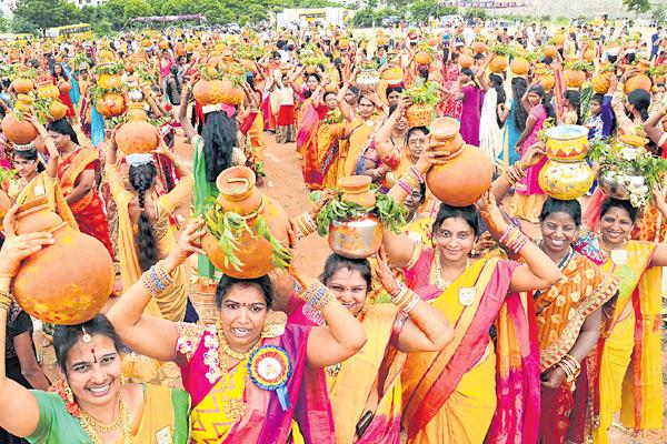 Bonalu festival special - Sakshi