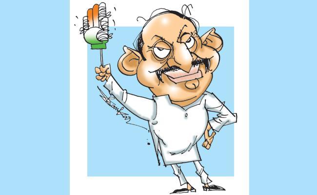 Ramachandra Murthy Guest Column On Nallari Kumar Reddy - Sakshi