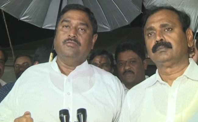 YSRCP Not Supported BJP In Rajya Sabha Deputy Chairperson Election - Sakshi