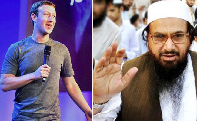 Facebook Disables Accounts Of Hafiz Saeed Political Party - Sakshi