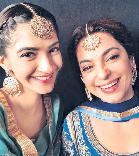 """Sonam Kapoor to soon resume the shooting of 'Ek Ladki Ko Dekha toh Toh Aisa Laga"""" - Sakshi"""