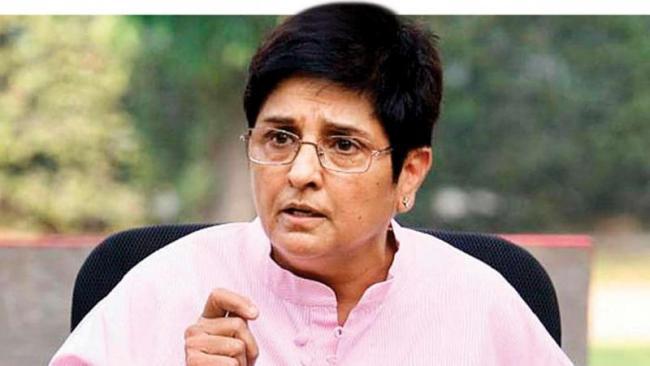Kiran Bedi Trolled Over France Victory - Sakshi