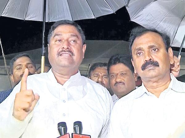 YSR Congress Party Vote against BJP in Rajya Sabha deputy chairman election - Sakshi