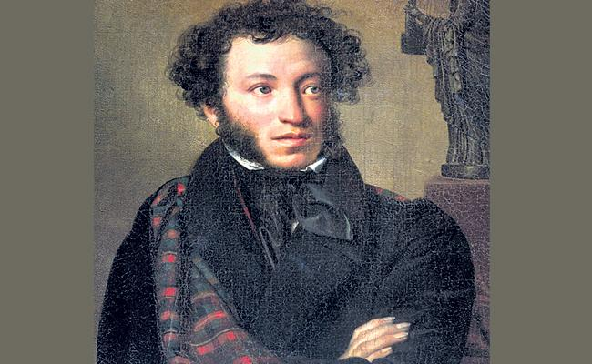 Some Words About Alexander Pushkin, A Great Russian Writer - Sakshi