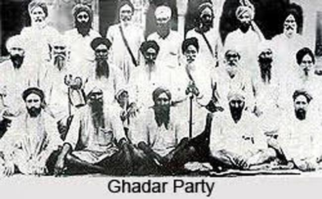 Ghadar Party's 105th anniversary celebrated in US - Sakshi