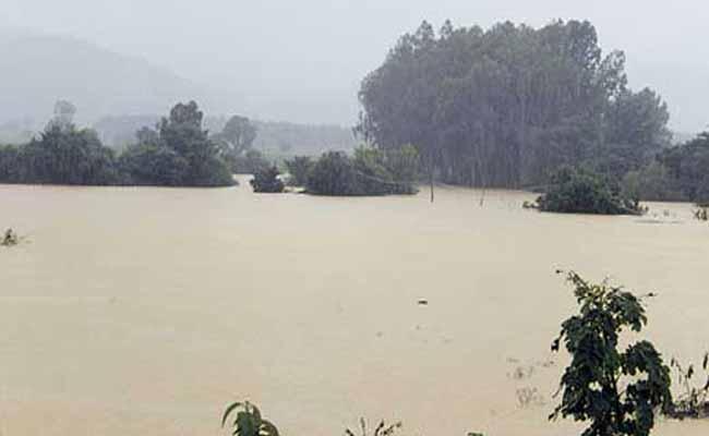 Heavy Rain In Karnataka - Sakshi