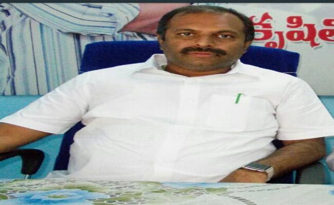 YSR MLA Srikanth Reddy Criticize On Chandrababu Naidu - Sakshi