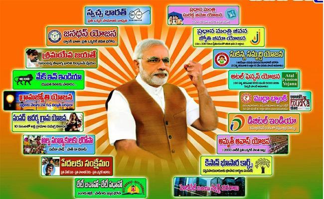 Guest Shyam Sunder Column On Central Government Schemes  - Sakshi