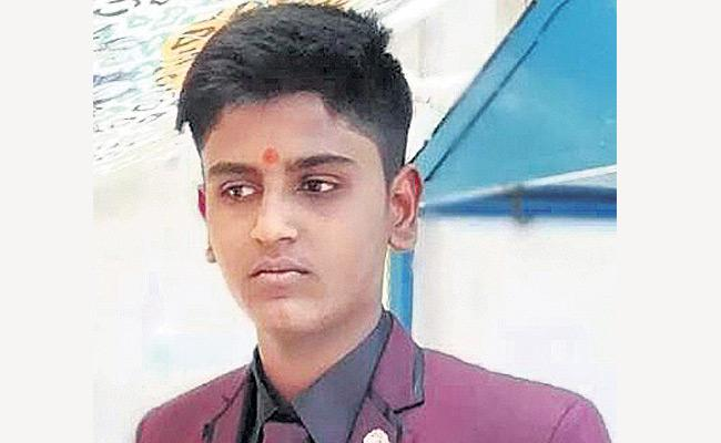Inter Student Was Killed In The Hyderabad City - Sakshi