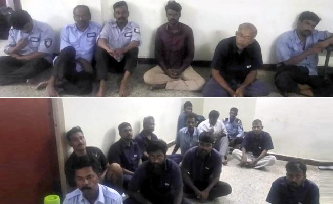 17 Arrested For Sexually Assaulting 13 Year Old Girl In Chennai - Sakshi