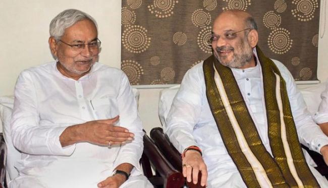 BJP proposal on Lok Sabha poll seat-sharing - Sakshi